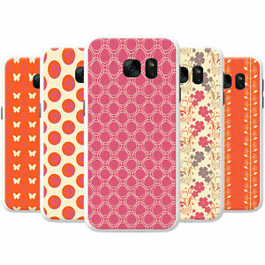Butterflies-Circles-amp-Flowers-Snap-on-Hard-Case-Phone-Cover-for-Motorola-Phones