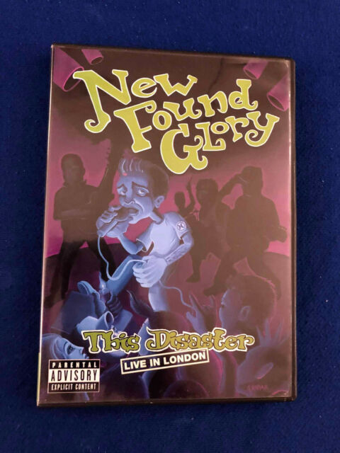 New Found Glory: This Disaster - Live in London (DVD, 2004)