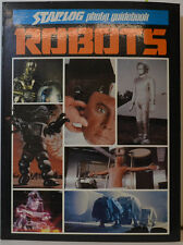 STARLOG PHOTO GUIDEBOOK ROBOTS - ROBOTER ROBOTS SCIENCE FICTION (MB 56)