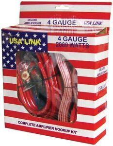 QPOWER-4-Gauge-Ga-2000W-Car-Amplifier-Amp-Complete-Wiring-Installation-Kit-RCA