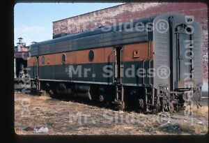 Original-Slide-GN-Great-Northern-Paint-BN-Uncoupled-F7B-845-In-1970