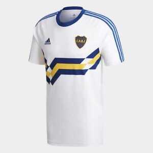 Details about Boca Juniors Adidas Icon shirt