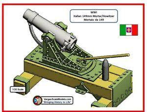 1-35-WW1-149-mm-Italian-mortar-howitzer-Meng-ICM-Takom-Dragon-Hobby