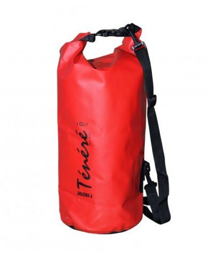 Drybag Seesack Transportsack Gepäckrolle Ténéré 10L wasserdicht Packtasche 0180