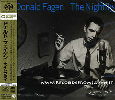 Donald Fagen - The Nightfly - Hybrid SA-CD - Japan Press - Sealed - WPCR-14470