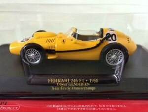 Ferrari Collection F1 375 1952 Louis 1//43 Scale Mini Car Display Diecast vol 38