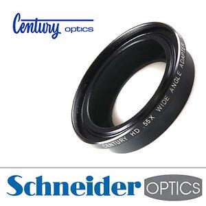 CENTURY-0HD-55WA-SH6-PRO-HD-Sony-HVR-V1U-HDR-FX7-Weitwinkel-Konverter-Vorsatz