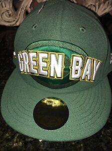 Green Bay Packers Draft Day CAP Hat 59FIFTY 7 1 4 5950 NEW Era NFL ... 036da07d1d0b