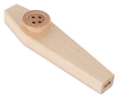 Witziges Kazoo das beliebte Musik-Instrument für Jedermann aus echtem Holz