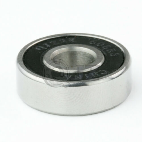 100x 608-2rs ABEC-5 Ball Bearing 8 x 22x 7mm 3d printer Skate Board Roller Blade