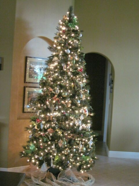 Jaclyn Smith 9' PreLit Innsbrook Pine Christmas Tree 50 ...