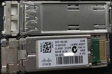 GENUINE  Cisco SFP-10G-SR Transceiver Module