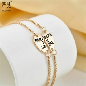 In Crime Bracelet Friendship Bracelets