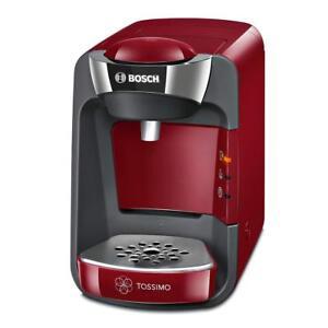 Bosch TAS3203 Tassimo Suny Coffee Maker Brewer Automatic System Smartstart