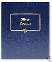 Whitman Classic Silver Rounds Album 9150