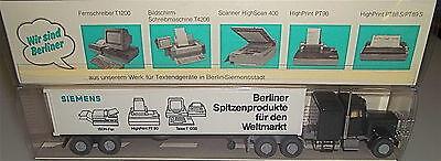 Siemens Modello Pubblicitario Punte Di Berlino Prodotti Per Il Mercato Mondiale Wiking 1:87 å-e Für Den Weltmarkt Wiking 1:87 å It-it Mostra Il Titolo Originale Buona Reputazione Nel Mondo