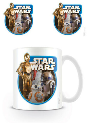 5 h9 Star Wars-ep7 droides-taza de cerámica-tamaño ø8 5cm