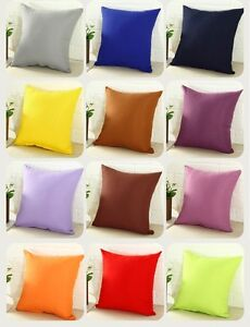 New-Cushion-Cover-Pillowcase-Cushion-Cover-Cotton-Blend40x40-45x45-50x50-Multi