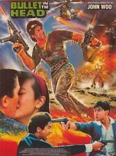 BULLET IN THE HEAD Movie POSTER 27x40 Tony Leung Chiu Wai Jacky Cheung Waise Lee