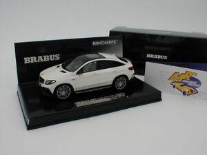 Minichamps-437034310-mercedes-Brabus-850-4x4-Coupe-gle-63-s-2015-034-blanco-034-1-43
