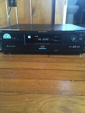 Sony DVD 5.1 Channel Surround Cd Player DVP-C650D 5 Disc Changer Multi Carousel