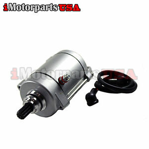 details about 11t starter motor chinese air cooled 150cc 200cc 250cc atv  roketa jetmoto taotao
