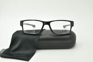 369c8cb0c9ed7 Image is loading Oakley-Eyeglasses-OX8121-0255-Polished-Black-Frames-55mm