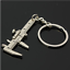 Metal-Movable-Key-Chain-3D-Vernier-Caliper-Model-Key-Ring-Keychain-Keyring-Gift thumbnail 1