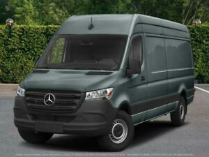 2020 Mercedes-Benz Sprinter Wagon 170 WB