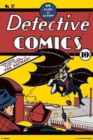 BATMAN ~ DETECTIVE #27 COVER 24x36 DC COMIC ART POSTER Book Bob Kane NEW/ROLLED!