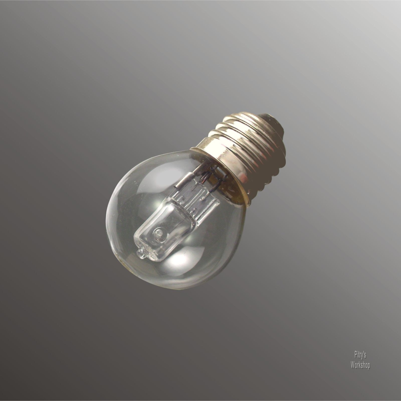 50 x Halogen-Lampe Tropfen E27 18W 28W 42W für 25W 40W 60W klar