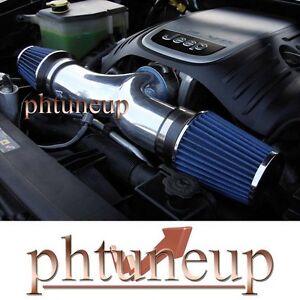 K/&N Filter For Coated Black Dual 05-10 Grand Cherokee 5.7L 6.1L Twin Air Intake