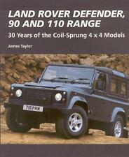 Land Rover Defender 90 110 130 - 30 Years - Coil-Sprung Models - Buch book