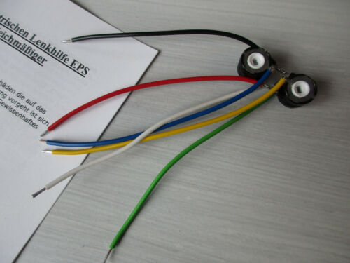 OPEL Meriva Reparatursatz EPS Servolenkung repair kit for the power steering