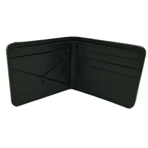 Car Racing Bride Bifold Wallet Credit and Business Cards Holder Pocket Case