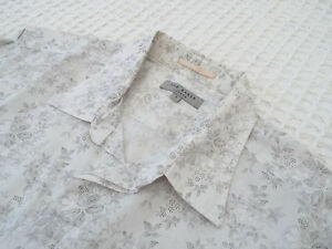 Ted-Baker-Camisa-Para-Hombres-Talla-3-38-034-pecho-RRP-110-fantasticamente-Floral