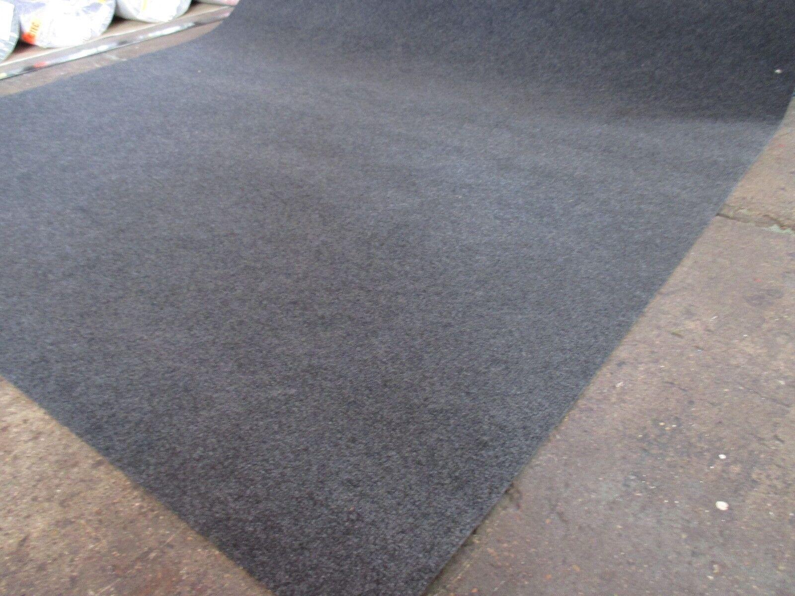 Nadelfilz (  m²) Rips Rips Rips dunkel grau anthrazit 200 cm breite Event Posten Sale | Verschiedene Stile und Stile  5b5130