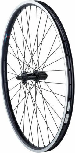 Quality Wheels Value HD Series Rear Wheel 700 QR x 135mm Rim Brake HG 10