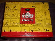 Hallmark Peanuts Gallery Figurine On The Course Mib