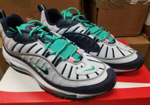 251d7aacd3 Nike Air Max 98 South Beach Tidal Wave Miami 640744-005 QS Men size ...