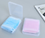 Portable Transparent Face Covers Dustproof Carry Case Storage Container Box