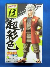 Naruto Shippuden HSCF High Spec Coloring Figure 4 No.13 JIRAIYA Banpresto NEW