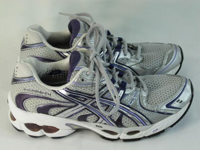 ASICS Gel Nimbus 11 Running Shoes Women's Size 9.5 US Excellent Plus Condition