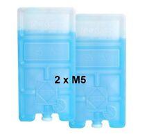 2x CAMPINGAZ M5 Kühlakku Freeze Pack Eis Box Akku Kühlen Kühlelement kühlkissen