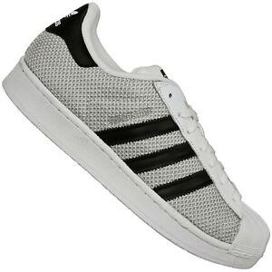 Adidas '80 Superstar Sneaker Bianco Trama Originals Scarpe S76674 Su Dettagli Pacco Anni dECoxBWreQ