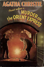 Poirot - Murder on the Orient Express by Agatha Christie | Hardcover Book | 9780