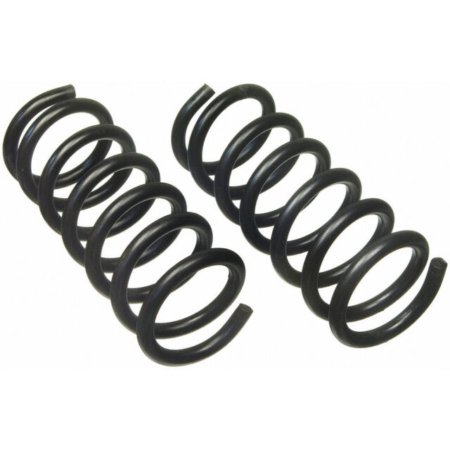 Coil Spring Set-Chassis Rear Moog 81393 fits 2007 Saturn Vue