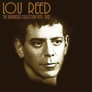 Lou-Reed-The-Broadcast-Collection-1976-1992-9cd-NEW-CD-BOX-SET