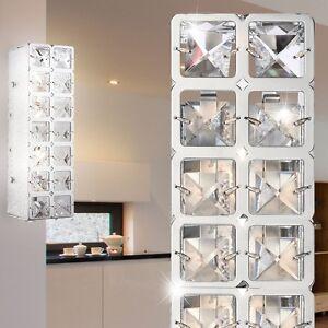 Led 10w wand leuchte esszimmer beleuchtung k9 glas for Esszimmer leuchte kristall
