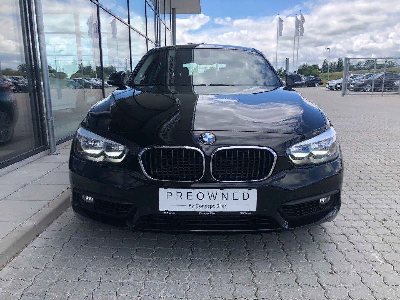 BMW 118d 2,0 aut. 5d - 219.995 kr.